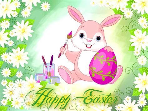 cartoon easter wallpaper happy easter wallpapers pictures wallpaper cave