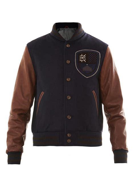 Jaket Varsity Brown varsity jacket brown outdoor jacket
