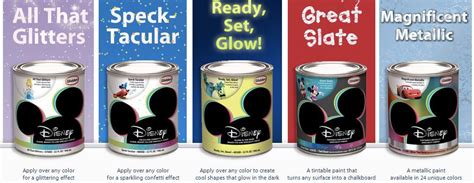 minnie mouse with glidden disney paint