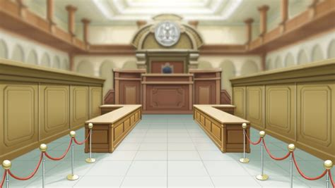 Ace Attorney Court Records Ace Attorney Prosecutors Part 1 The Fewest Courtroom Appearances P4ratchet