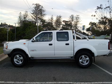 nissan navara 2004 2004 nissan navara for sale qld gold coast