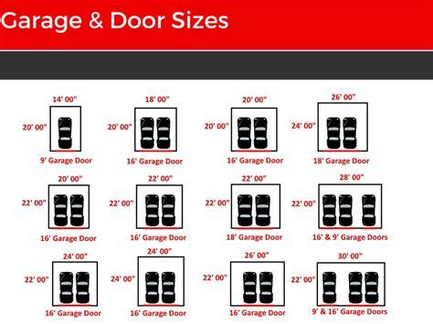 Size Of 2 Car Garage by Door Sizes Doors Sizes U0026 Doors Sizes U0026
