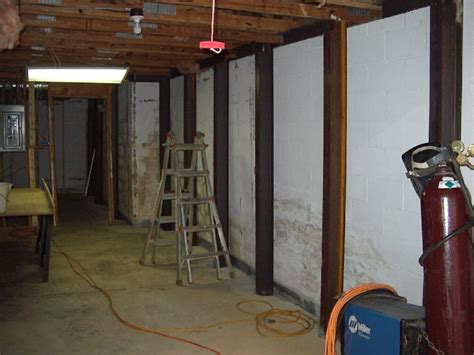 basement wall repair atlanta basement wall repair 770 422 2924 east cobb