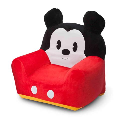 disneys mickey mouse clubhouse recliner marshmallow furniture 2 in 1 flip open sofa mickey mouse