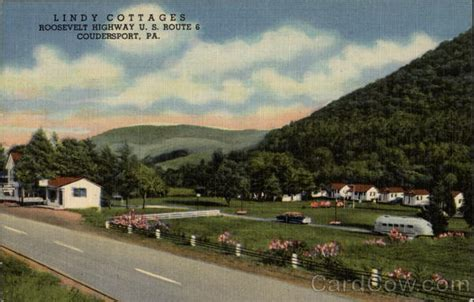 cottages in pa lindy cottages coudersport pa