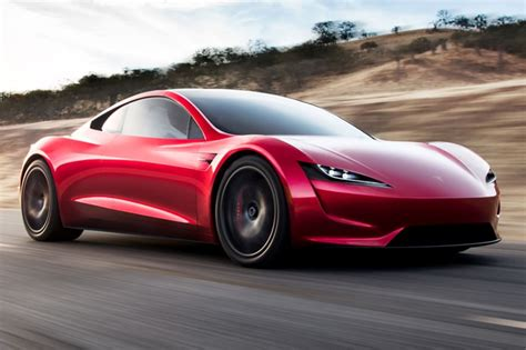 Tesla Roadster News Tesla Roadster Claimed To Be Fastest Production Car