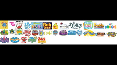 are shows grade these nick jr shows according to the scale