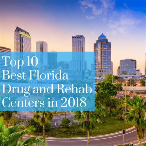 Florida Detox Treatment Centers by