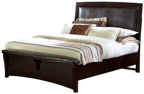 bassett upholstered beds vaughan bassett transitions queen upholstered bed