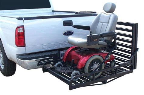 Wheelchair Car Rack by Wheelchair Carriers What Type Is Right For You Nmeda