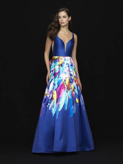Mm 003 Dress Beautiful 18 693 beautiful print prom dress novelty