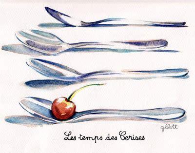 Gkm Watercolour breakfasts chez clement