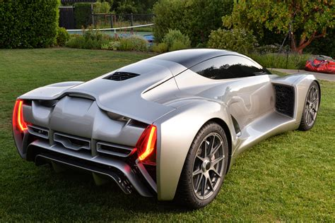 auto blade partly 3 d printed supercar divergent 3d blade shown