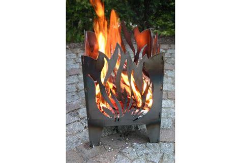 Feuerkorb Schale by Svenskav Motiv Feuerkorb Flamme Hertie De