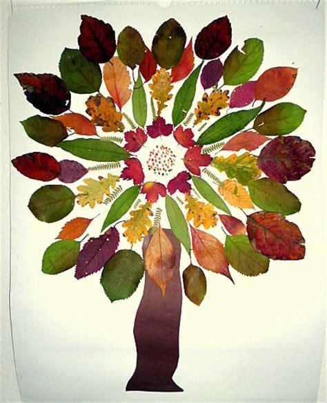 baum pflanzen baum als mandala geklebt pflanzen basteln meine enkel