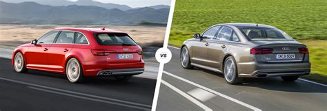 most comfortable saloon car most comfortable saloon car audi a4 vs a6 side by side
