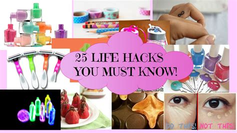 25 life hacks 25 life hacks you need to know mailsgrid