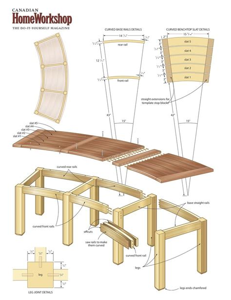 how to make a curved bench seat best 20 curved bench ideas on pinterest