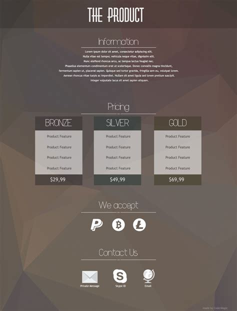 Thread Templates Sell Your Product Or Service With Professional Style Theme For 30 Seoclerks Thread Design Template