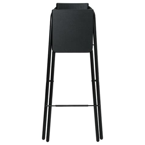 Tabouret De Bar Lot De 4 by Lot De 4 Tabourets De Bar Quot Louna Quot Noir