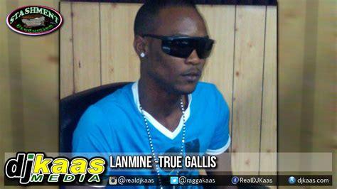 True Search Record Removal Lanmine True Gallis Stashment Records Dancehall November 2014