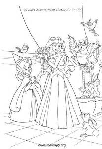 bunch disney princess wedding themed colouring pages girls