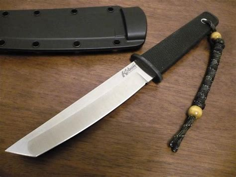 cold steel 17t kobun grande s knife stay sharp the soldier