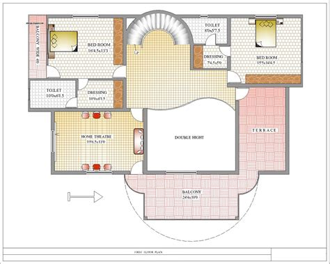 modern duplex floor plans modern duplex home plans drawn modern house plan
