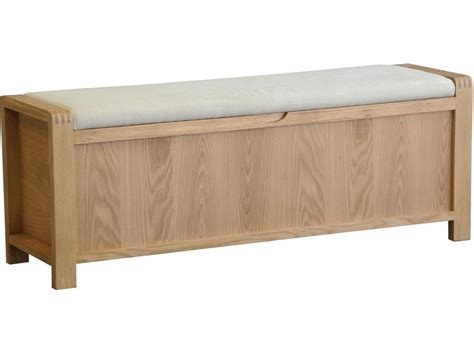 Bedroom Storage Ottoman Bench Oak Benches With Storage Storage Ottoman Bench Bedroom Storage Bench Furniture Treenovation