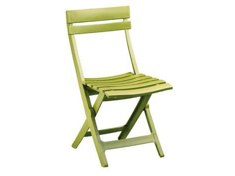 conforama chaise pliante chaise pliante miami coloris vert anis chez conforama