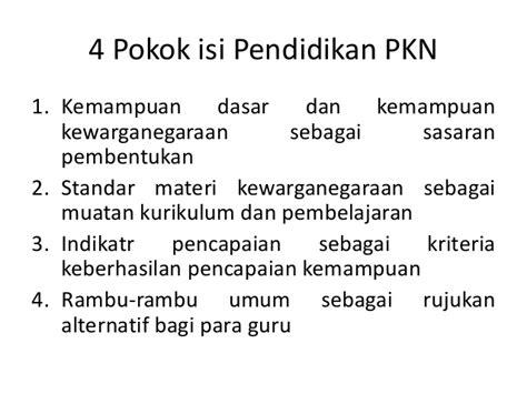 Paradigma Baru Pendidikan Demokratis paradigma baru pkn di sd