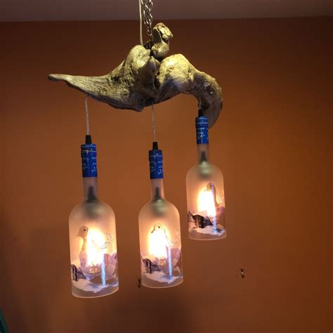 chandelier unique work of art with driftwood chandelier