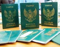 pembuatan paspor baru karena hilang ada perubahan aturan dalam pembuatan paspor tangsel