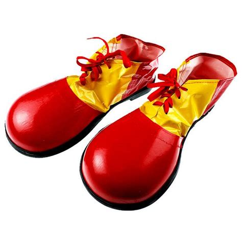 diy clown shoes masquerade supplies clown clothing the jester