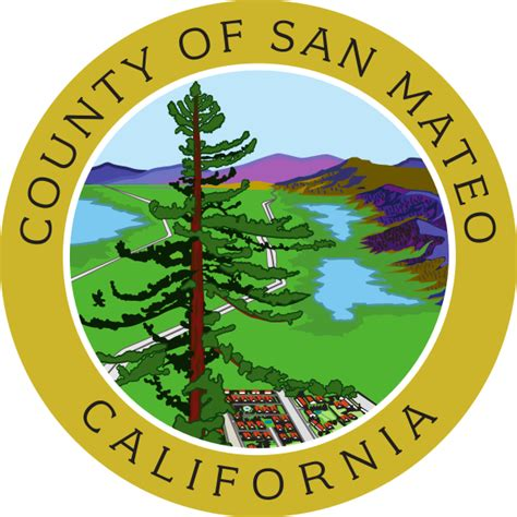San Mateo County Search File Seal Of San Mateo County California Svg Wikimedia Commons