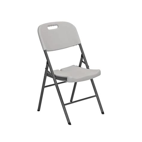 sandusky white folding chair set   fpc  home depot