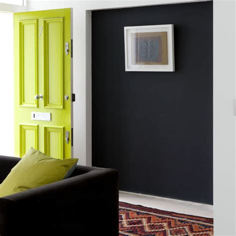 bright yellow door how to decorate with yellow popsugar home