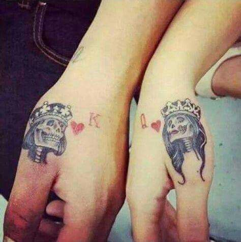 dope couple tattoos 17 best ideas about skull on