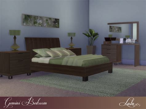 gemini in the bedroom gemini bedroom by lulu265 at tsr 187 sims 4 updates