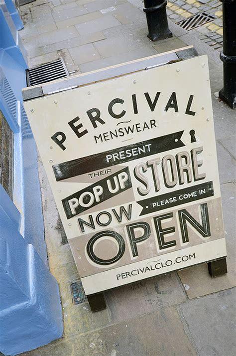 pop up london pop up percival pop up store london 187 retail design blog