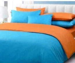Sprei Polos Orange 200x200x40 Cm seprei polos design bild
