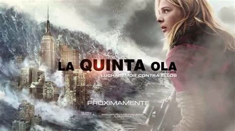 poster de the fifth wave la quinta ola la quinta ola 2016 dvdrip 400mb mega descargas