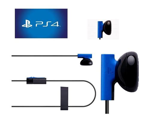 Original Mono Headset Wired Earphone For Ps4 Headphone Headset Murah original ps4 mono headset end 7 28 2017 3 02 pm