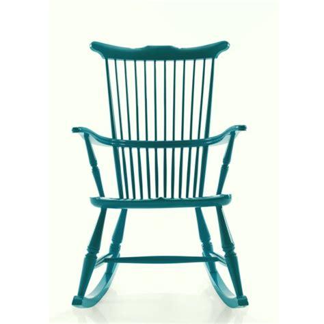 sedia a dondolo design sedia a dondolo di design pisolo di mod 224 arredaclick