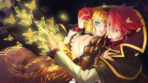 anime sweet couple wallpaper hd cute anime couple wallpaper wallpapersafari