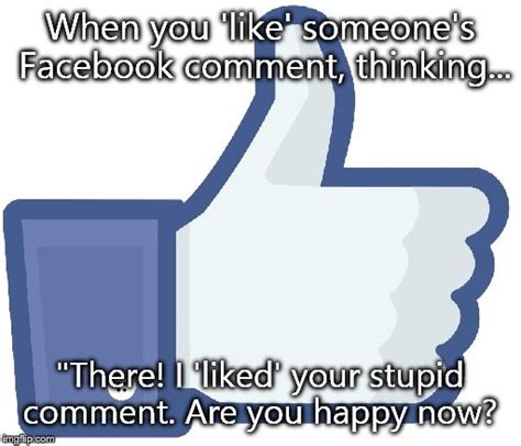 Facebook Like Meme - facebook like button imgflip