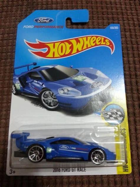 Hotwheels 2016 Ford Gt Race wheels diecast 2016 ford gt ra end 2 20 2019 6 15 pm