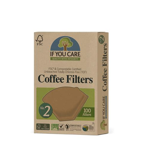 Coffee Filters   If You Care