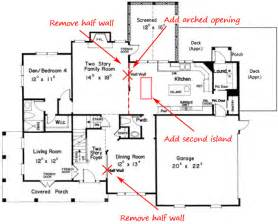 7 keys to open concept floor plans custom home builder