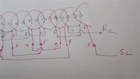 how to insert a ton diagram how to draw table fan rewinding diagram how to make